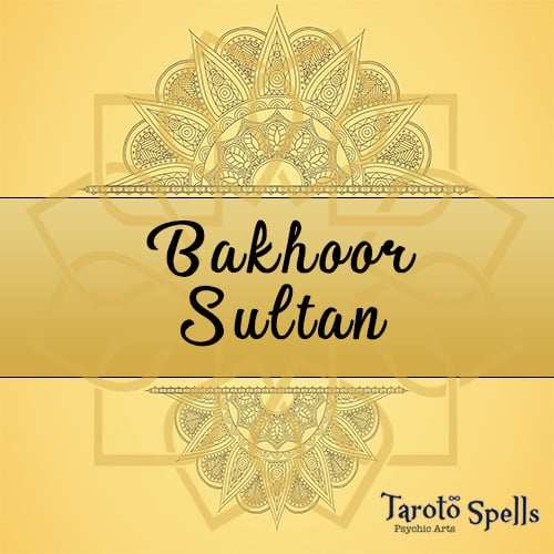 Bakhoor-Sultan